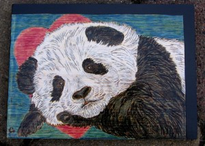 Panda Love I