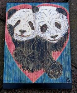 Panda Love II