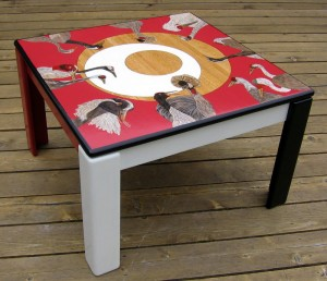 A World of Cranes - coffee table