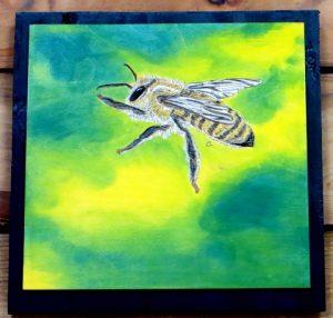 Bee Still II