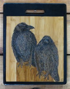 cutting-board-crows