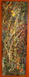 Diversity - 26 x 75 - wood