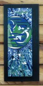 Sold - Liv in the Dream - Wood - 12.5X27.5