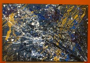 My Creation - 24 x 36 - canvas