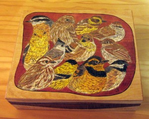 Precious - aka precious birds box