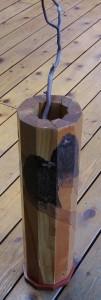 RavenWood - Floor Vase