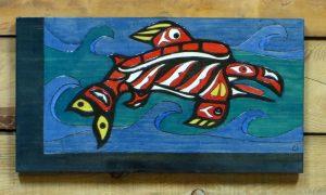 SOLD - Johnny's Salmon