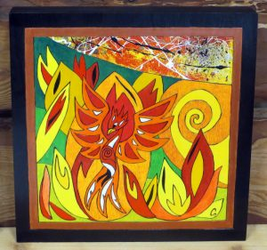 The Four Elements - FIRE