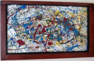 Upcycled Window Paints - I I