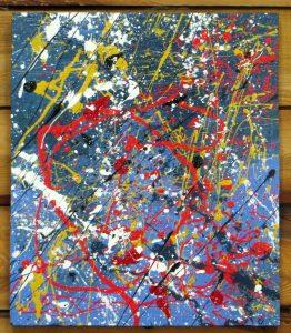 Uprising - Wood - 18.5X21.5