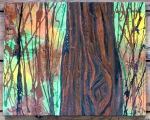 Western Red - 16 x 20 wood