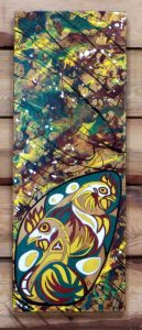 Which Came First - Wood - 11 X 30.5